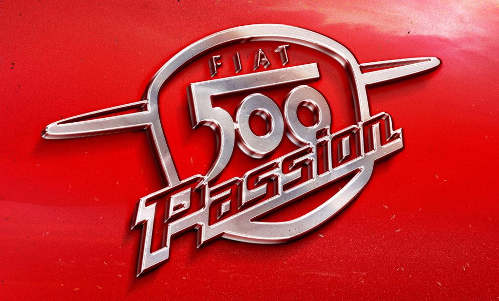 Logo version métal